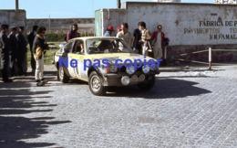 Négatif Photo Amateur Pour Diapositive De Voiture De Course - Championnat Du Monde Des Rallyes WRC - Opel - Diapositive