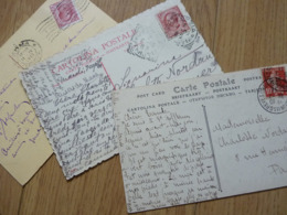 Maxa NORDAU (1897-1993) PEINTRE. Ecole De PARIS. Fille Max Nordau. AUTOGRAPHE - Autographes