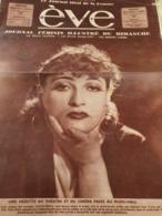 EVE 34 / EDITH MERA / DANIELLE DARRIEUX - 1900 - 1949