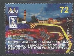 MK 2019-19 F A I World Cup, NORTH MACEDONIA, 1 X 1v, MNH - Macedonia