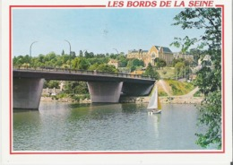 DRAVEIL RIS ORANGIS. CP Les Bords De La Seine - Draveil