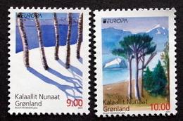 Greenland 2011  EUROPA   Minr.578-79   MNH  ( ** ) ( Lot  F  1096 ) - Groenland