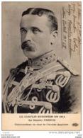GUERRE 1914-18  LE GENERAL FRENCH Commandant En Chef De L' Armée Anglaise. Carte écrite En 1914 - Guerre 1914-18
