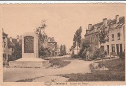 LINKEBEEK SQUARE DES BRAVES - Linkebeek
