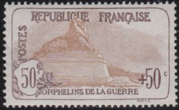 France    .    Yvert     .     153  (2 Scans)      .    *     .       Neuf Avec Charniere   .   /   .   Mint-hinged - France
