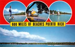 1 AK Puerto Rico * Ansichten Von Boquerón - Ein Stadtteil In Der Gemeinde Cabo Rojo * - Puerto Rico