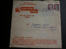 3 DISQUES   SOUPLES  //   Fromage  GROSJEAN  + PUB  Et Bon Pour échantillon De Soupe Avec Pochette D'origine - Other Collections