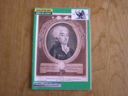 BULLETIN DES AMIS DE LIGNY N° 38 Histoire 1er EMPIRE 1815 Napoléon Carte Porcelaine Dresde Préfet Sambre Et Meuse - Geschiedenis