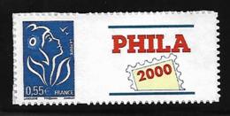 France 2005/6 Yvert 53D Neuf** MNH (AA85) (1) - Adhésifs (autocollants)