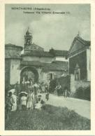 Montabone (Asti) Imbocco Via Vittorio Emanuele III - Asti