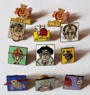 Angoulême 1992: 11x Button Gotlib - Cómics