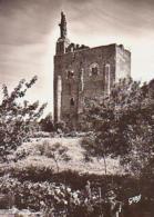 Indre Et Loire        H454        Montbazon.Le Donjon.Ruines Du Château Fort ......... - Montbazon
