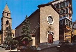 Cartolina Potenza Chiesa San Francesco Segnata - Potenza