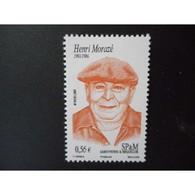 Timbre N° 945 Neuf ** - Henri Morazé - St.Pierre & Miquelon