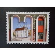 Timbre N° 958 Neuf ** - Bâtiment De La Radio - St.Pierre & Miquelon