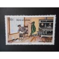 Timbre N° 959 Neuf ** - Marée De Cabane - St.Pierre & Miquelon