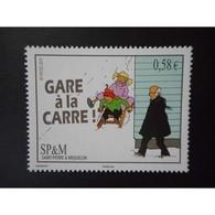 Timbre N° 985 Neuf ** - Gare à La Carre ! - St.Pierre & Miquelon