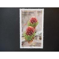 Timbre N° 994 Neuf ** - Fleurs De Mélèze - St.Pierre & Miquelon
