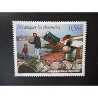 Timbre N° 1008 Neuf ** - Décaniquer Les Choquettes - St.Pierre & Miquelon