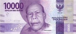 INDONESIA 10000 RUPIAH 2016 P-157a UNC [ID612a] - Indonesia