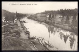 JOSSELIN 56 - Le Port Et La Vallée De L'Oust - A488 - Josselin