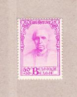 1932 Nr 343* Met Scharnier,Kardinaal Mercier. - Bélgica