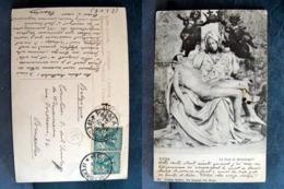 (FP.A17) ROMA - LA PIETà DI MICHELANGELO - Sculture