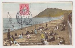 AB755 - IRLANDE - Wicklow - Bathing Place, Bray - Circulée 1933 - Wicklow
