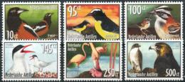 Nederlandse Antillen 2004. Michel #1338/43 MNH/Luxe. Birds. (Ts17) - Oiseaux