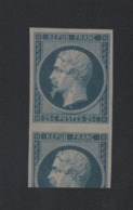 Reproduction N° 10 25 C Napoléon Neuf Sans Gomme - 1852 Luis-Napoléon