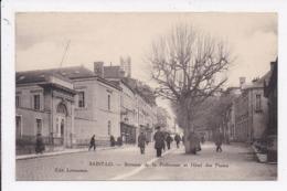 CP 50 SAINT LO Bureaux De La Prefecture Et Hotel Des Postes - Saint Lo