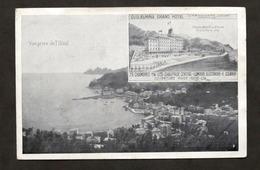 Turismo - Brochure Guglielmina Grand Hotel - Santa Margherita Ligure - 1908 - Publicidad