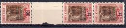 RUANDA-URUNDI - COB 119 - 3X - INTERPANNEAU - XX  - UN6 - 1924-44: Mint/hinged
