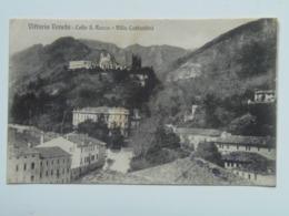 Treviso 85 Vittorio Veneto Villa Constantini 1912 - Treviso