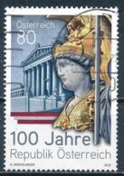 °°° AUSTRIA - Y&T N°3249 - 2018 °°° - 2011-... Used