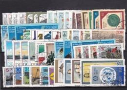 DDR, Fast Kpl. Jahrgang 1988, Gest. (K 5338) - Gebraucht