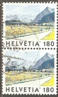 Switzerland: 2 Used Stamps From A Set, Swiss Images, 1998, Mi#1657 - Switzerland