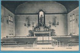 BAIN-DE-BRETAGNE - Etablissement Saint-Joseph - Carte Circulé 1945 - Frankreich