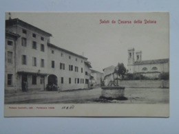 Pordenone 26 Casarsa Della Delizia 1905 Chiesa Animatta Ed Romano Sacilotto 14528 - Pordenone