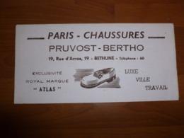 BUVARD PRUVOST-BERTHO - Zapatos