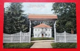 Romania Breaza De Sus Palatul Printului Brancoveanu - Rumänien