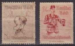 Secours D'hiver - ALLEMAGNE - Résistance Au Nazisme - Caricatures - Allemagne