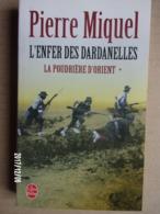 L'enfer Des Dardanelles - Francese