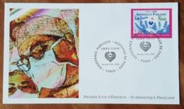 FDC 1999 - YT N°3216 - ASSISTANCE PUBLIQUE / HOPITAUX DE PARIS - FDC