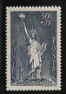 France 1937 Yvert 352 Neuf** MNH (AA91) (1) - France