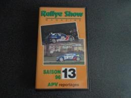 K7 VHS - Sport Automobile - Rallye WRC - Peugeot 306 Maxi - Sport