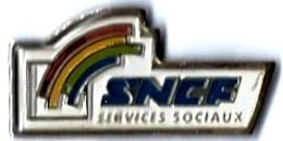 SERVICES DIVERS - SD172 - SNCF - SERVICES SOCIAUX - Verso : SM - TGV
