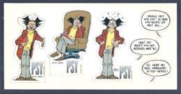 Dupuis: Magneet Psy (Cauvin Bédu) (2000) - Umoristiche