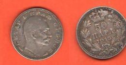 50 Para 1915 Serbia Regno Di Jugoslavia Yugoslavia King Peter I° - Serbia
