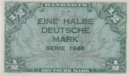 BRD Ro 230 0,50 DM 1948  UNC - [ 7] 1949-… : RFA - Rep. Fed. Tedesca